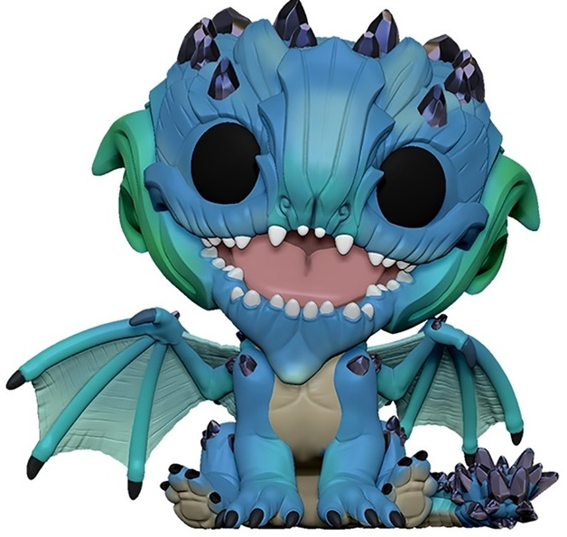Guild Wars 2 - Baby Aurene Pop! Vinyl Figure