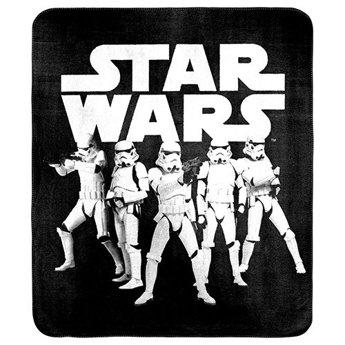 Star Wars Stormtroopers Throw