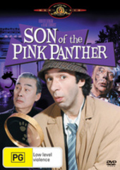 Son Of The Pink Panther on DVD