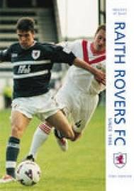 Raith Rovers Football Club Since 1996 by Tony Fimister image