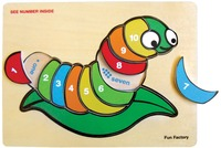 Fun Factory: Silk Worm Raised Puzzle