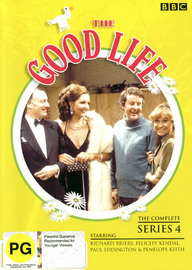 Good Life, The - Complete Series 4 (2 Disc) on DVD image