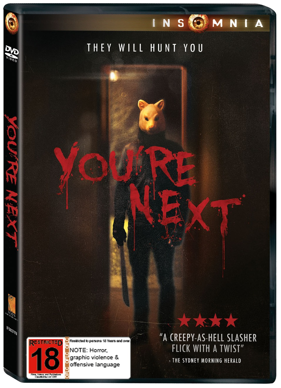 You're Next on DVD image