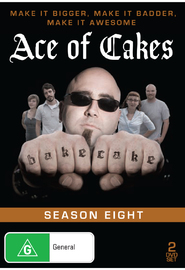 Ace Of Cakes - Season Eight on DVD