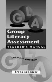 Group Literacy Assessment Manual by Frank Spooncer image