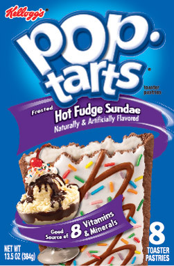 Kellogg's Pop Tarts Hot Fudge Sundae (8 Pack)