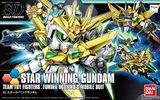 Gundam SDBF Star Winning Gundam Model Kit