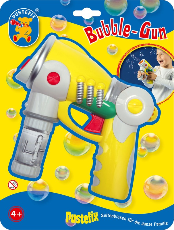 Pustefix - Bubble Shooter