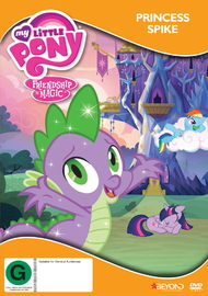 My Little Pony: Friendship is Magic: Princess Spike on