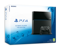 PS4 1TB Ultimate Player Edition Console