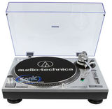 Audio Technica LP120USB Direct Drive Turntable - Silver