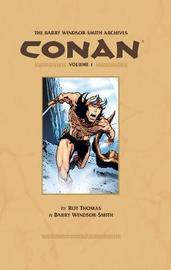Barry Windsor-smith Conan Archives Volume 1 by Roy Thomas image