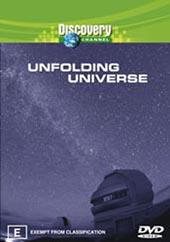 Unfolding Universe on DVD