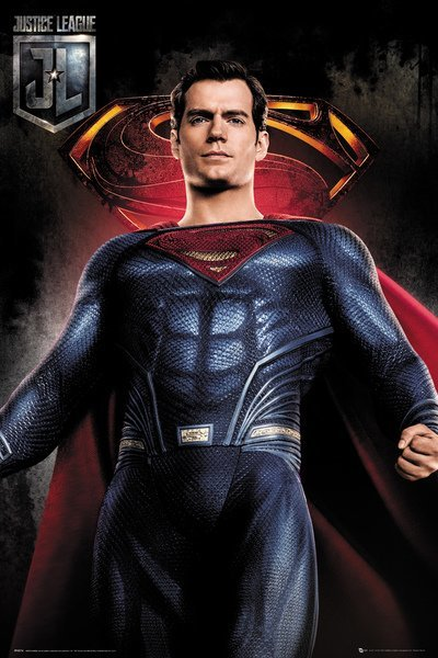Justice League Maxi Poster - Superman (689)