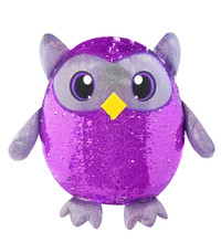 Shimmeez: Medium Plush - Owl
