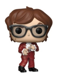 Austin Powers (Red Suit Ver.)- Pop! Vinyl Figure