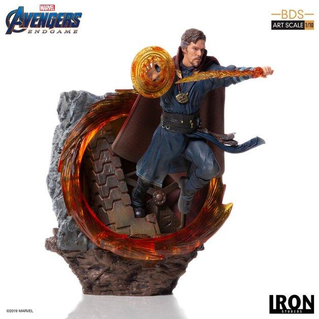 Avengers: Endgame - 1/10 Doctor Strange - Battle Diorama Statue