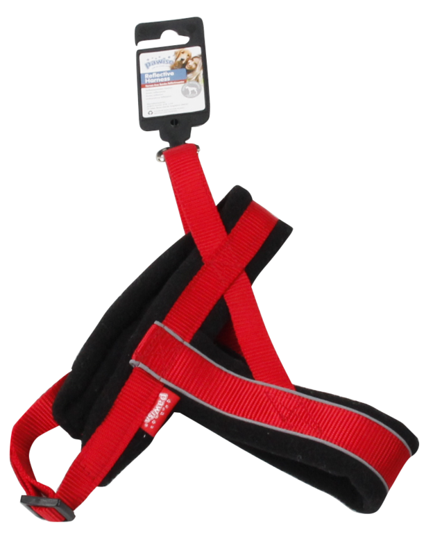 Pawise - Reflective Harness (Large)