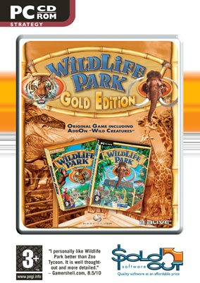 Wildlife Park: Gold Edition for PC Games image