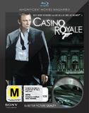 Casino Royale on Blu-ray