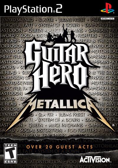 Guitar Hero: Metallica for PlayStation 2