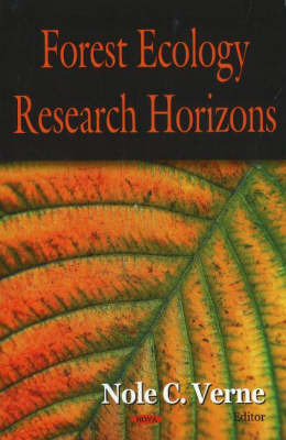 Forest Ecology Research Horizons