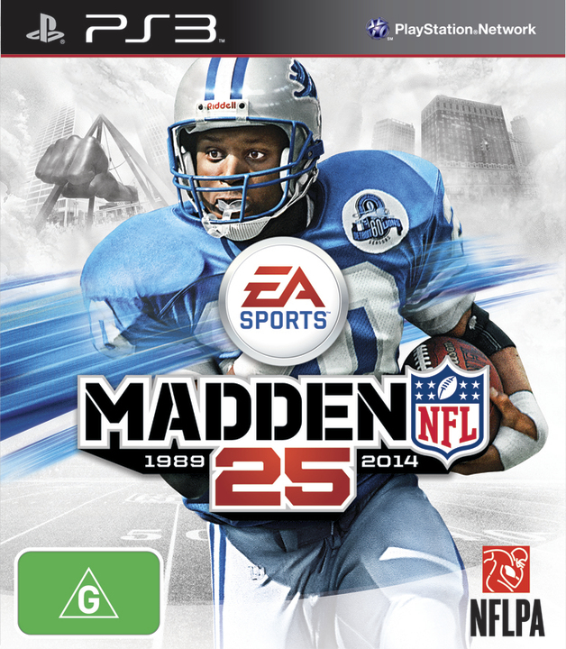 Madden NFL 25 for PS3