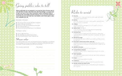 My Pregnancy Journal by Alison Mackonochie image