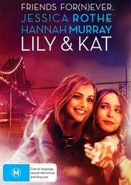 Lily and Kat on DVD