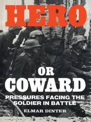Hero or Coward by Elmar Dinter image
