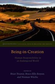 Being-in-Creation by Bruce Ellis Benson