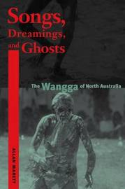 Songs, Dreamings, and Ghosts by Allan Marett image
