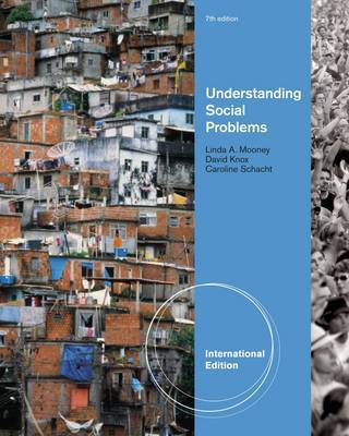 Understanding Social Problems by David Knox image