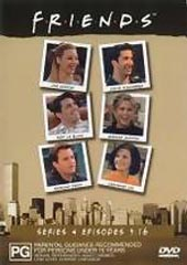 Friends Series 4 Vol 2 on DVD