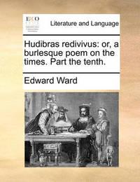 Hudibras Redivivus by Edward Ward