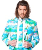 OppoSuits Flaminguy Suit (Size 44)