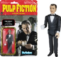 Pulp Fiction: The Wolf - ReAction Figure