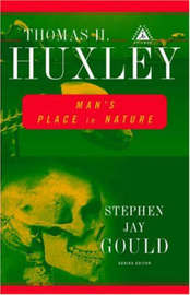 Man's Place In Nature by T.H. Huxley image