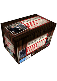 Midsomer Murders: Case Files - Vol 1 (Seasons 1-10 Box Set) on DVD image