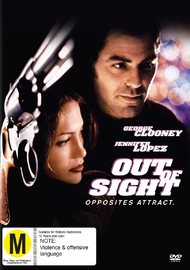 Out of Sight on DVD