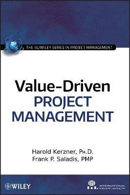 Value-Driven Project Management by Harold R. Kerzner image