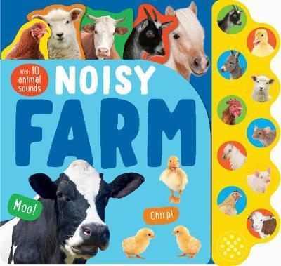 Noisy Farm by Parragon Books Ltd