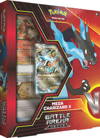 Pokemon TCG: Battle Arena Deck - Mega Charizard-EX