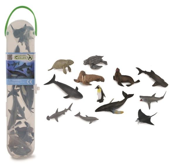 CollectA: Box of Mini Sea Animals - Series 1