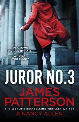 Juror No. 3 by James Patterson