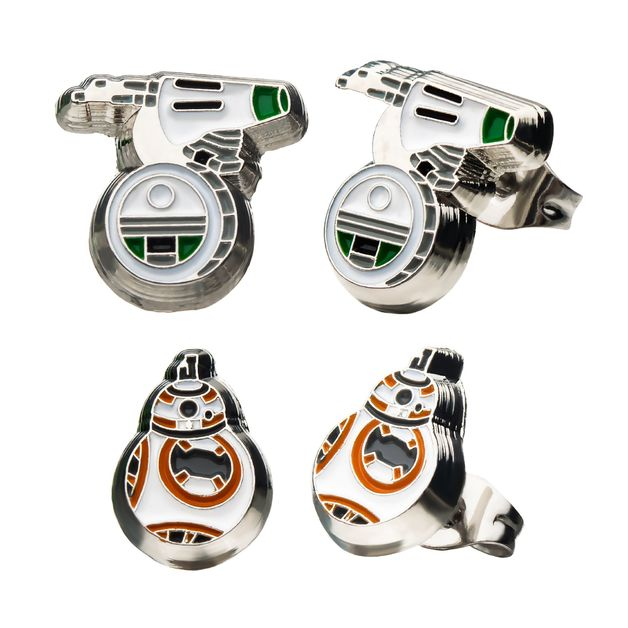 Star Wars️ | D-O And BB-8 Earring Set