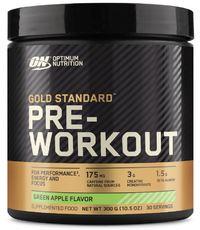 Optimum Nutrition Gold Standard Pre-Workout - Green Apple (300g - 30 Serves)