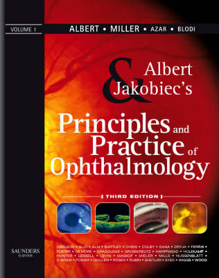 Albert and Jakobiec's Principles and Practice of Ophthalmology by Barbara A. Blodi image