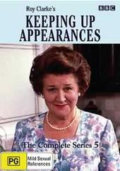 Keeping Up Appearances - Series 5 on DVD