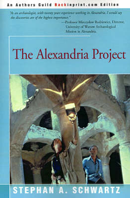 The Alexandria Project by Stephan A Schwartz image